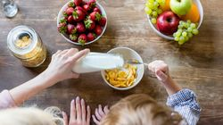 3 Healthy (And Quick) Breakfast Ideas For Kids, As Recommended By A