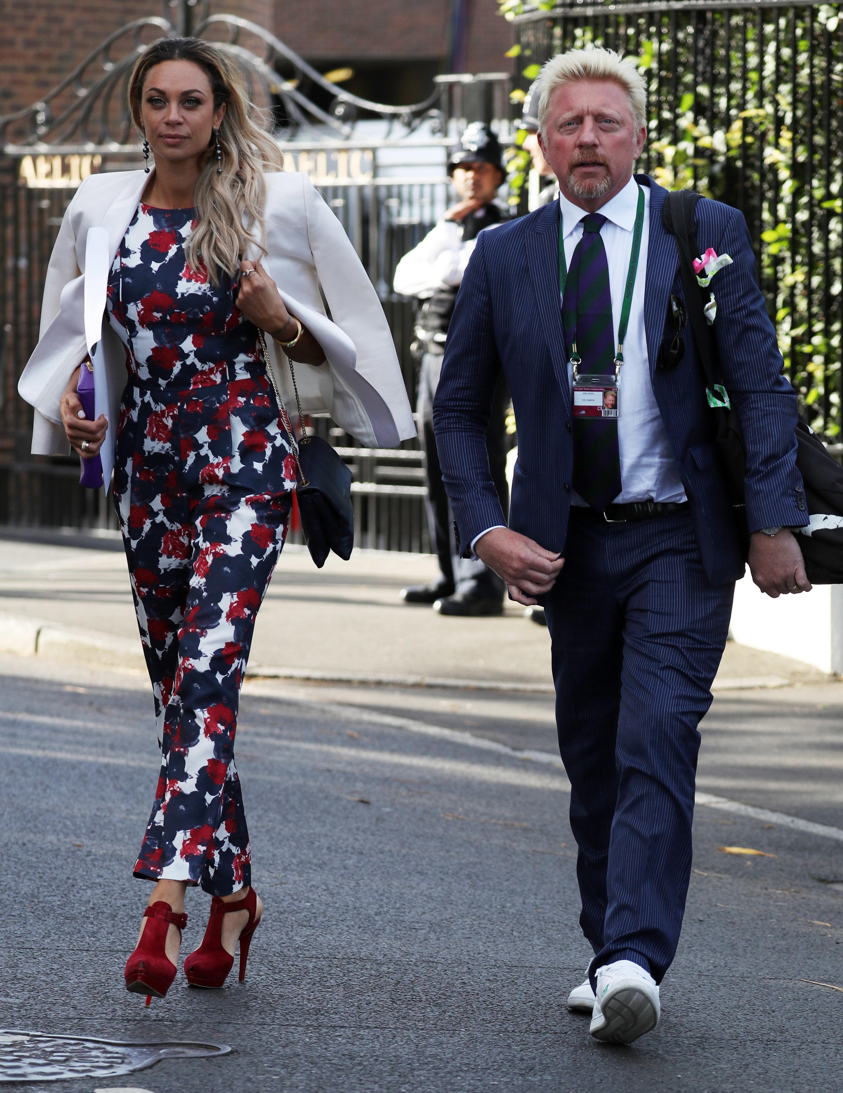 Medienbericht: Boris und Lilly Becker trennen