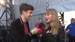 Taylor Swift Told To Shower By Cheeky Interviewer And Fans