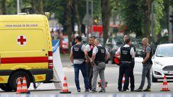 Liège: les images de la fusillade qui a fait trois morts près d'un lycée de Belgique