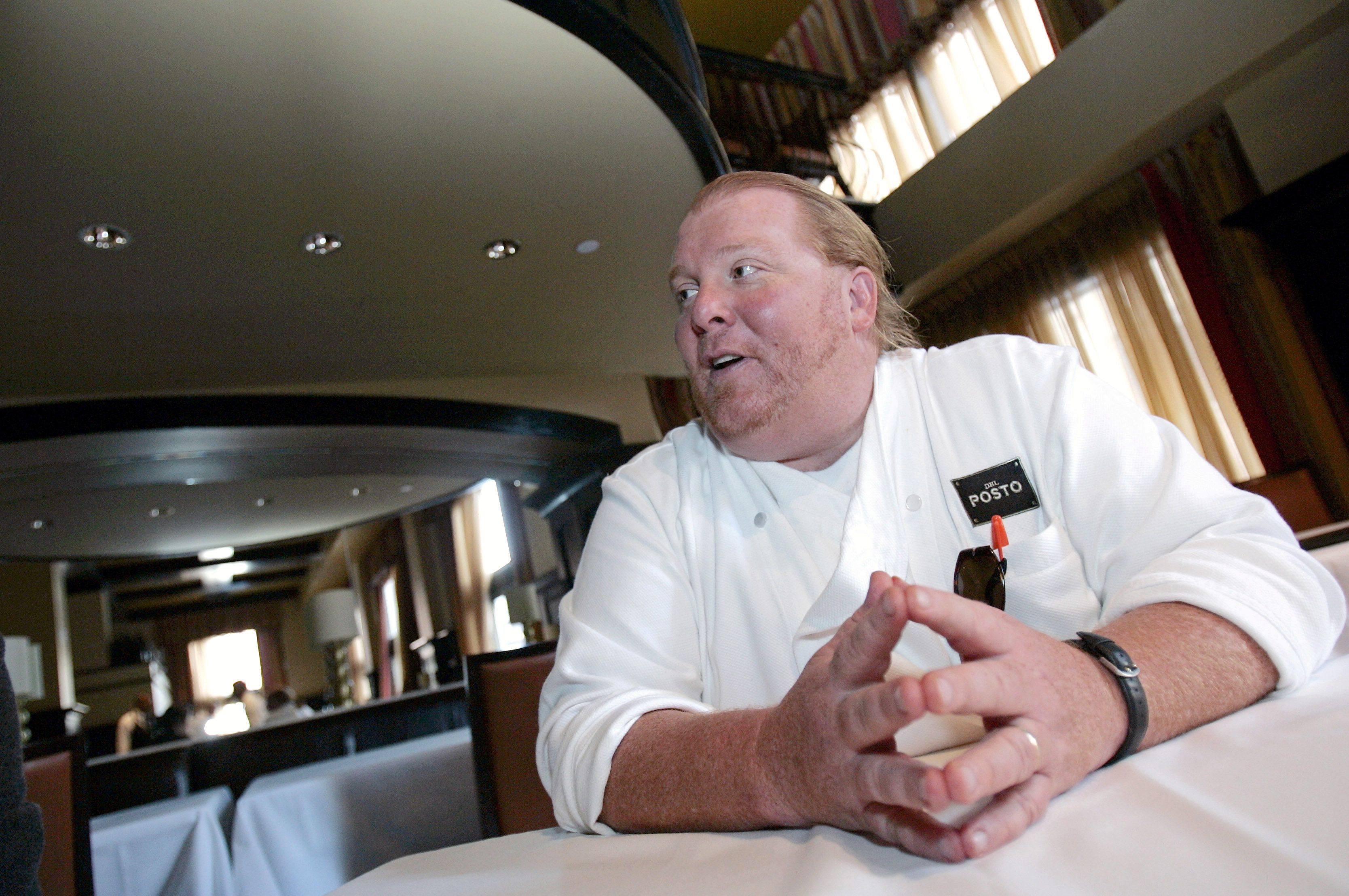 Celebrity chef Mario Batali has been accused of sexually assaulting several women. He has denied the allegations.