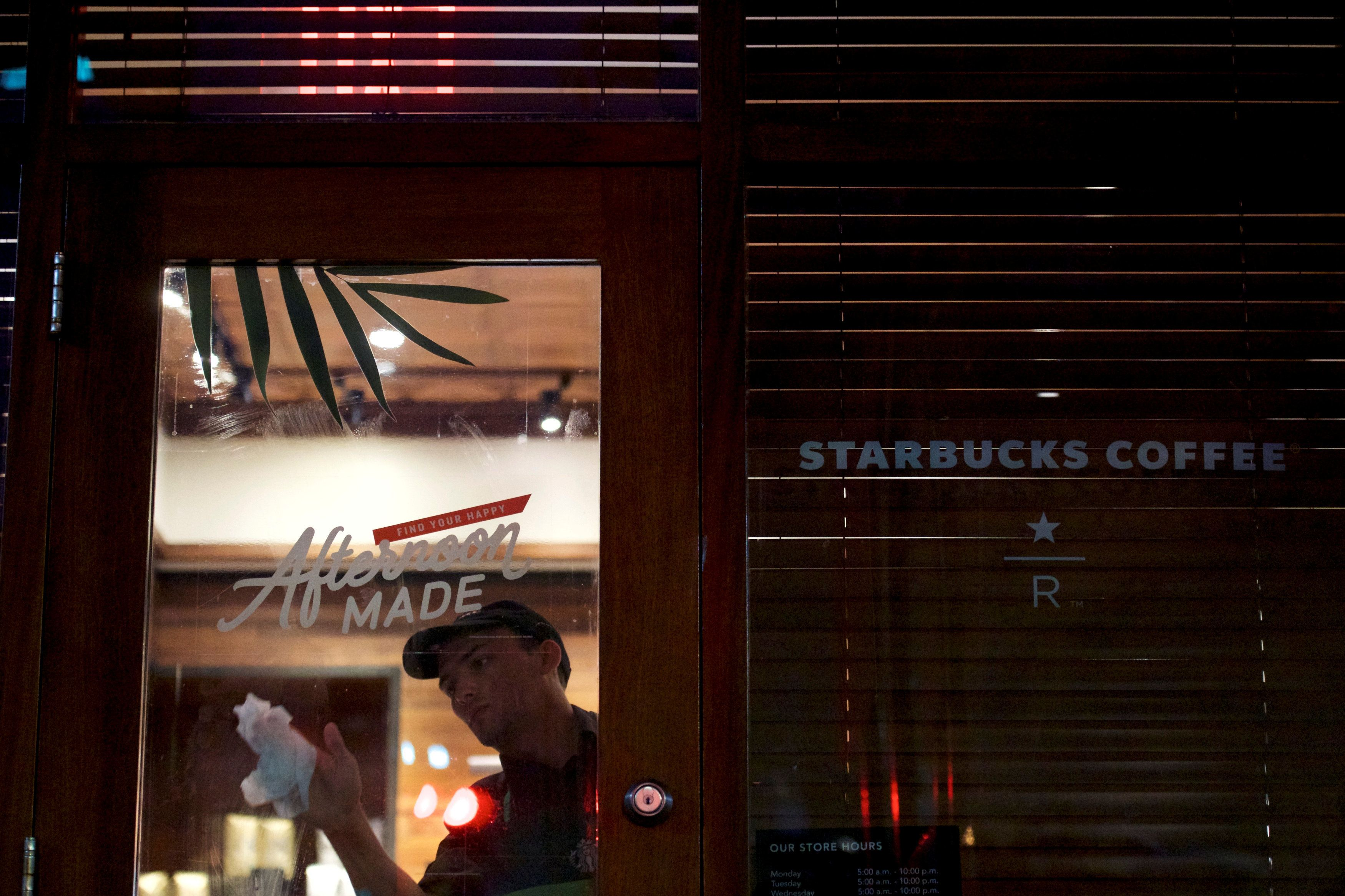 Why Starbucks In The US Is Closing To Do 'Unconscious Bias Training'