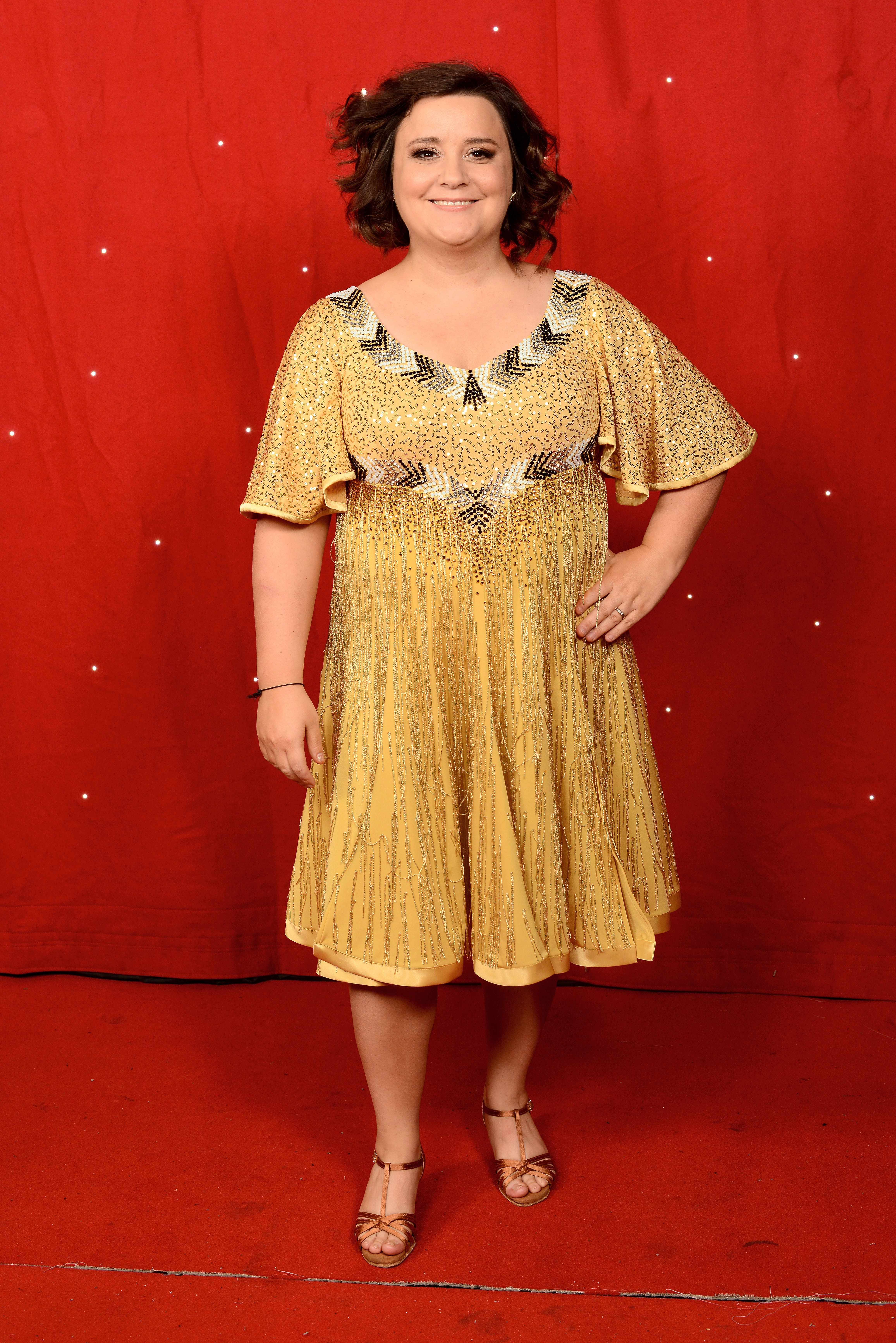 Susan Calman Gets 'I Love Grimsby' Tattoo After Making 'Strictly'