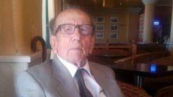 Συνέντευξη με τον 98χρονο Έλληνα που «έσπασε» το νόμο