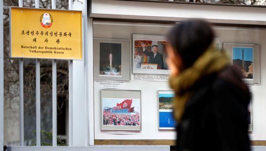 Fast 1000 Nordkoreaner leben angeblich in Deutschland – eine