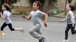 Δεκατέσσερα παιδιά τραυματίστηκαν όταν κατέρρευσε η ψευδοροφή δημοτικού σχολείου στη
