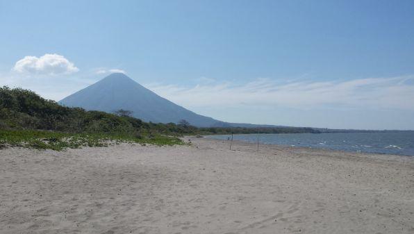 Ometepe in Nicaragua - WLAN gab's nicht überall, dafür schöne