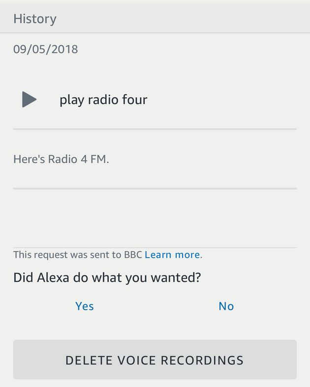 Here's How To Listen To Everything Your Amazon Echo Has