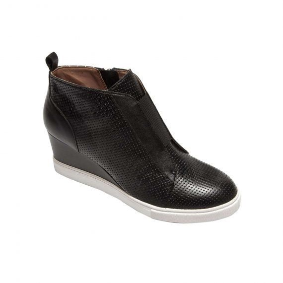 "Get it at <a href=""https://lineapaolo.com/product/felicia-platform-wedge-bootie-sneaker/"" target=""_blank"">Linea Paolo</a>."