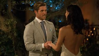 "THE BACHELORETTE - ""Episode 1401"" - Fan favorite Becca Kufrin captured America�s heart when she found herself at the center of one of the most gut-wrenching Bachelor breakups of all time. Now the Minnesota girl next door returns for a second shot at love and gets to hand out the roses, searching for her happily-ever-after in the 14th edition of ABC�s hit series �The Bachelorette,� premiering MONDAY, MAY 28 (8:00-10:01 p.m. EDT), on The ABC Television Network. (ABC/Paul Hebert)