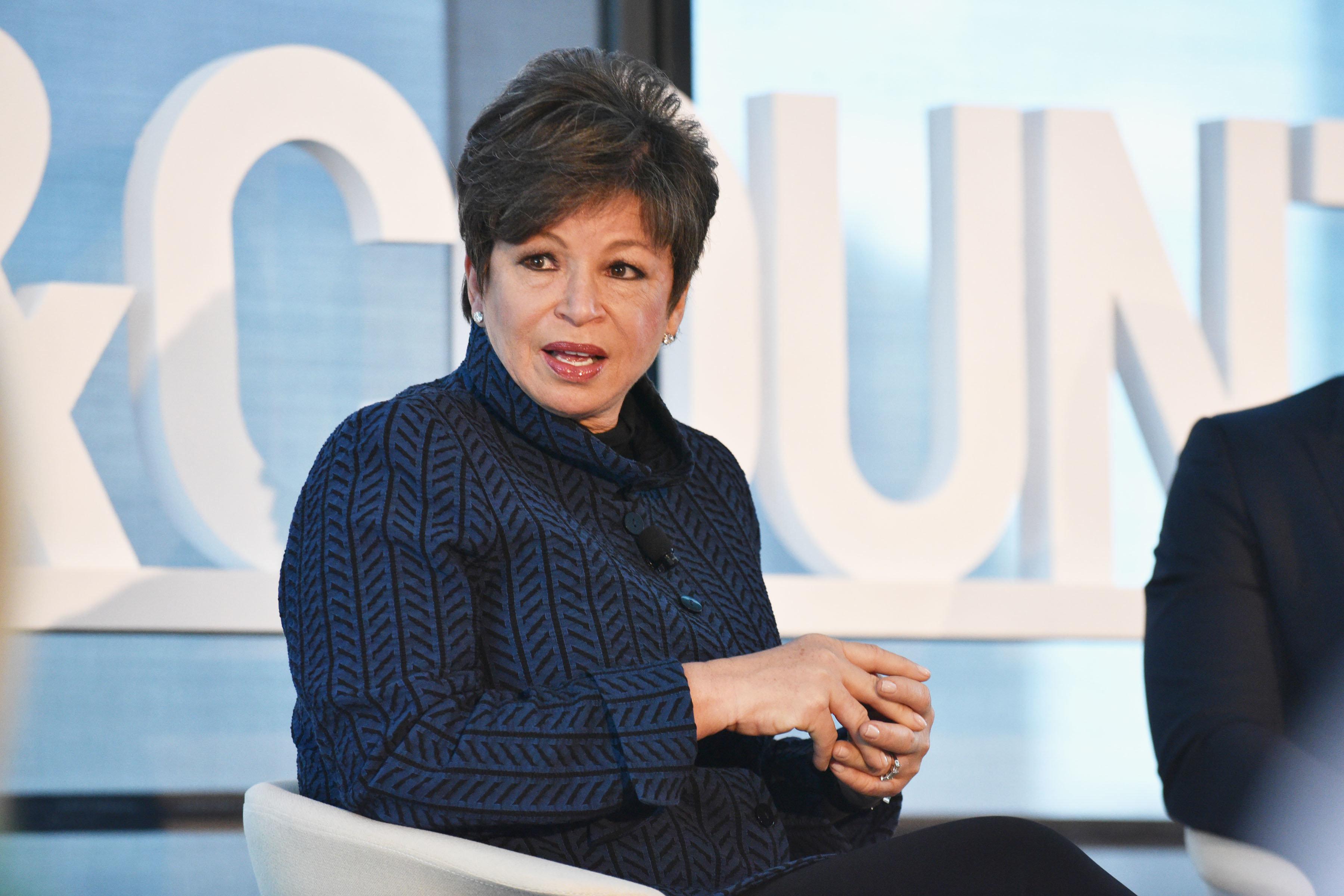Valerie Jarrett Responds To Roseanne Barr's Twitter Tirade