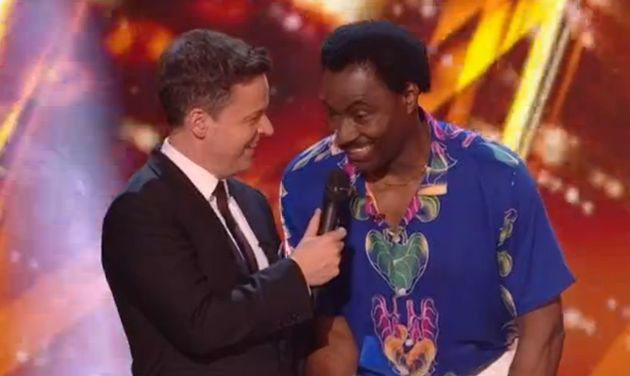 Declan Donnelly and Donchez