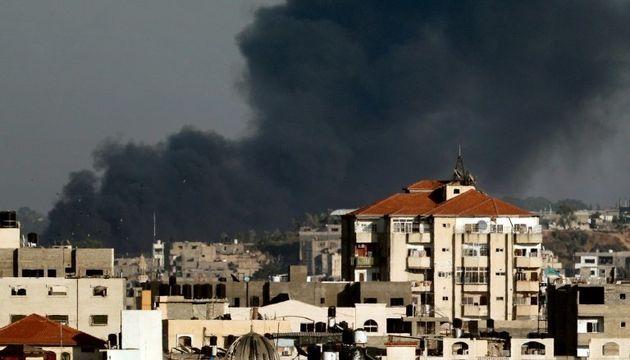 Bombardements israéliens contre