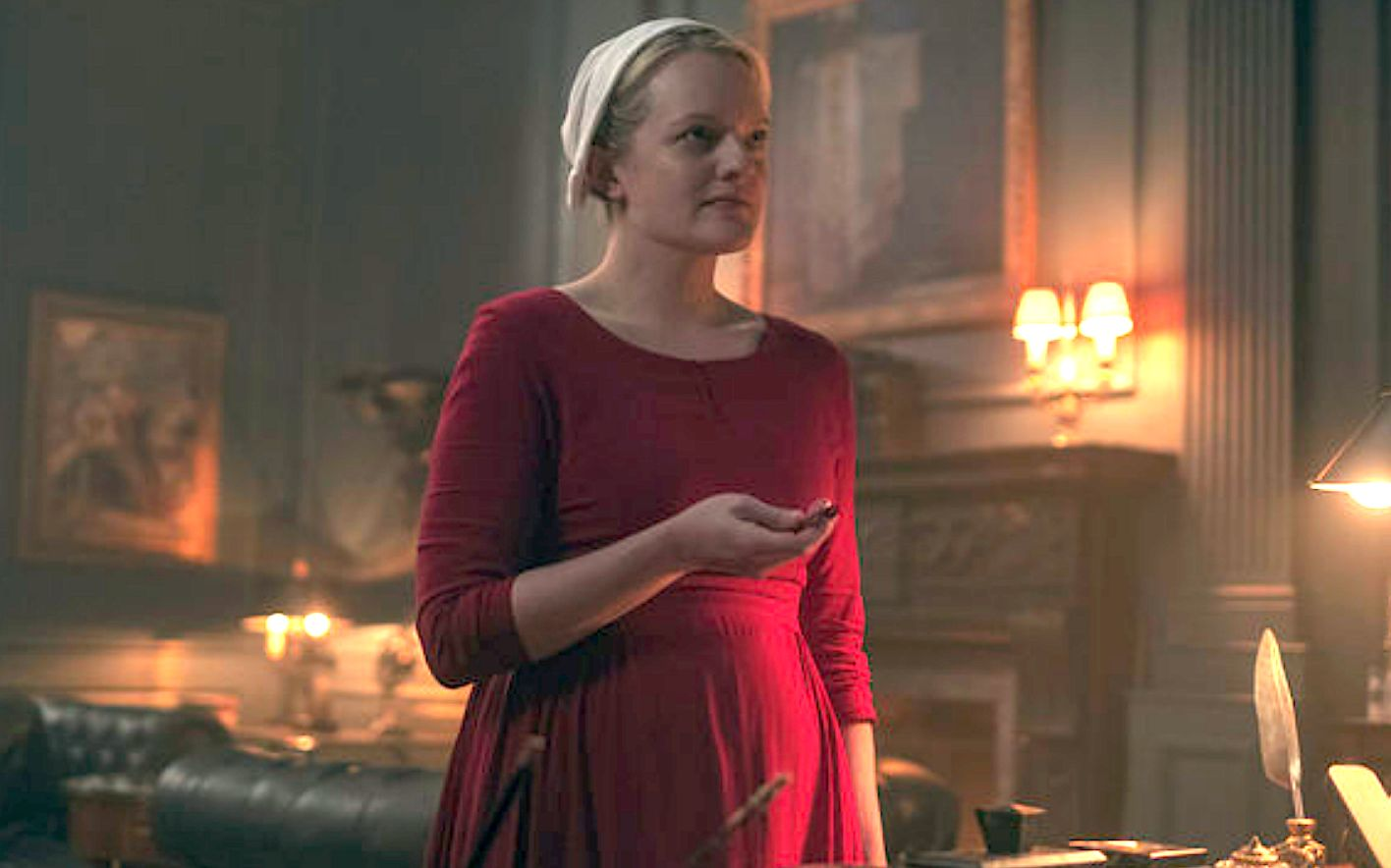 In 'The Handmaid's Tale,' The Greatest Threat Is A Woman With A