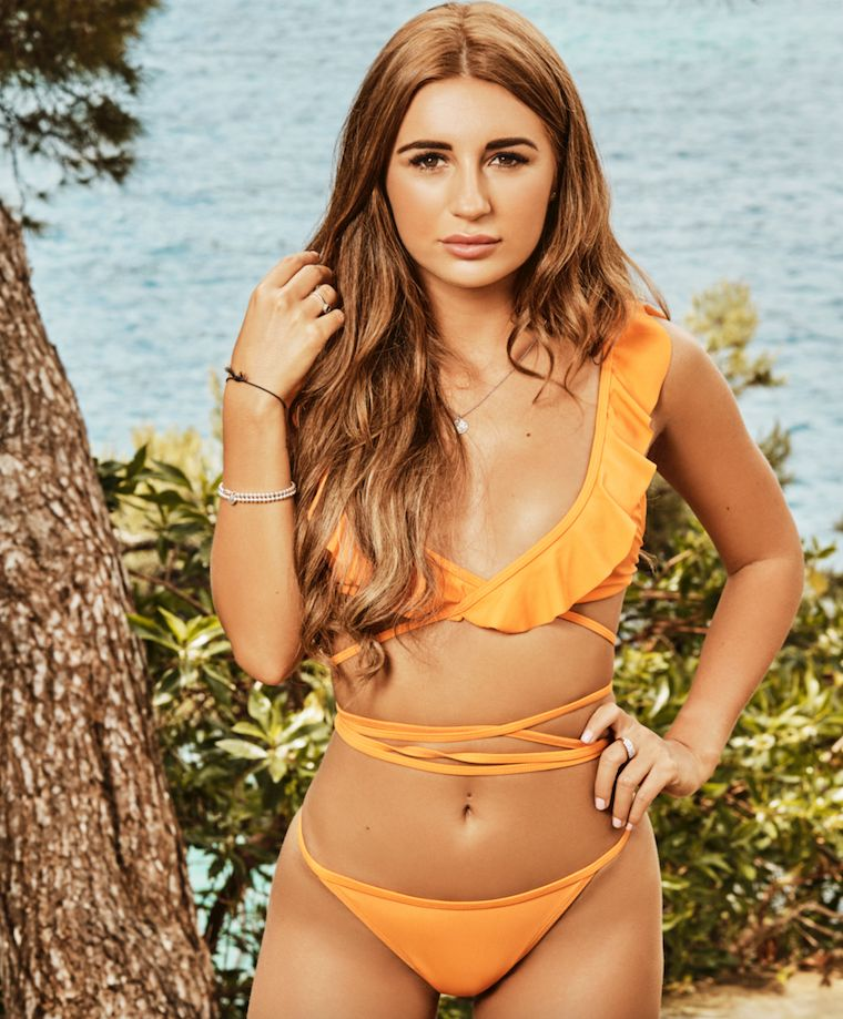 'Love Island' Star Dani Dyer 'Annoyed' By 'Fame-Hungry'