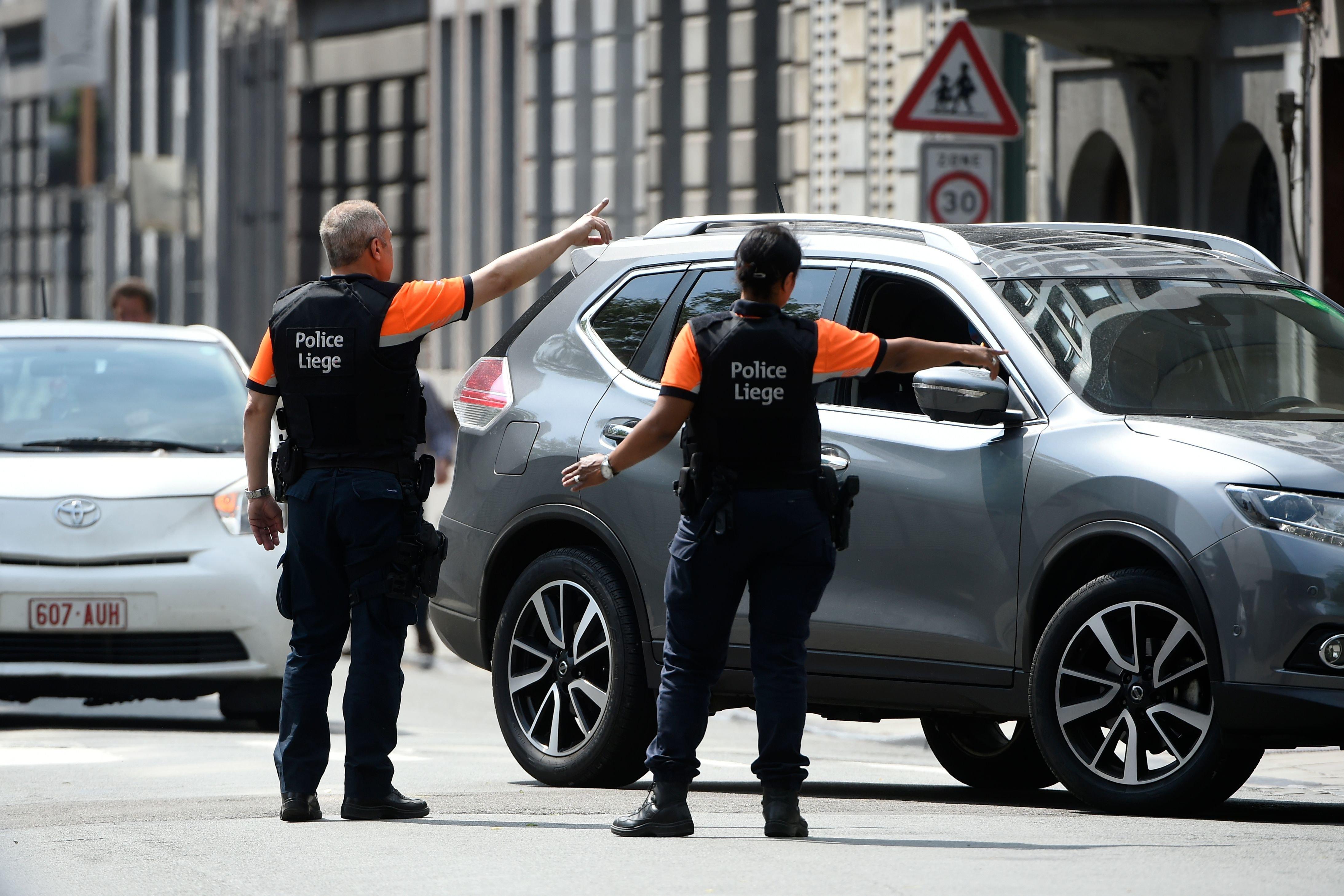 Belgium Police Killings Being Treated As 'Terrorist