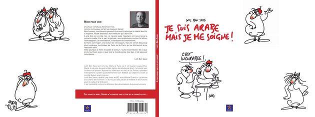 Interview du dessinateur tunisien Lotfi Ben Sassi après la sortie en France de son livre