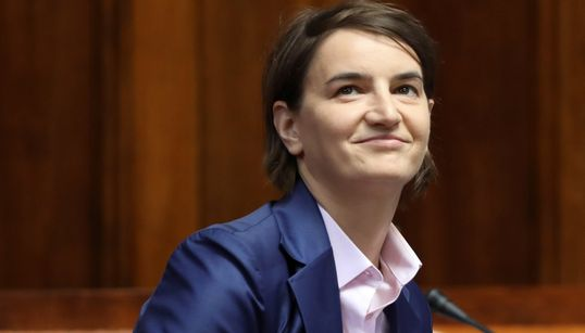 Serbiens Premierministerin Ana Brnabić will den Balkan digitalisieren – das kann Deutschland