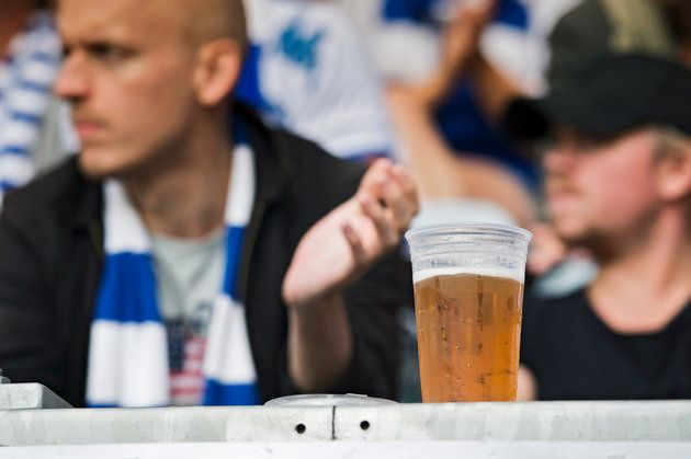 Football Leagues Told To Cut Down On Single-Use Plastics At