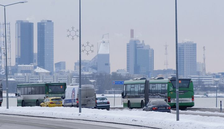 On Jan. 1, 2013, Tallinn became the first capital city in the European Union to give residents free public transit.