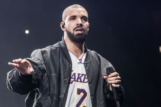 Drake performs at the Forum in Inglewood, California, in 2016. In a new song, Pusha T alleges that Drake is...