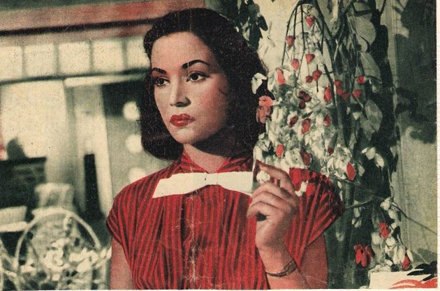 L'actrice égyptienne Madiha Yousri tire sa
