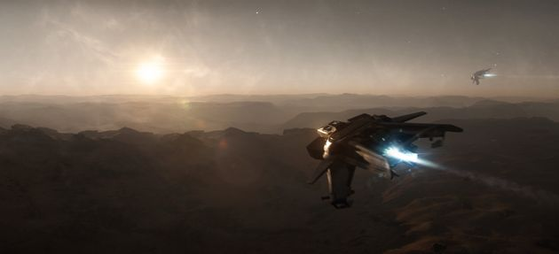 Star Citizen Offers A $27,000 In-Game Players