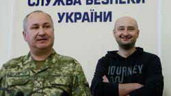 Ukraine: Annoncé mort la veille, le journaliste russe Arkadi Babtchenko est apparu bien vivant à