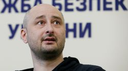 The 'Murdered' Russian Journalist Is Alive And 'Faked His Death To Thwart