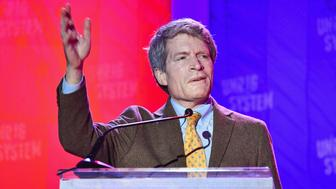 NEW ORLEANS, LA - FEBRUARY 03:  Professor Richard Painter speaks during Unrigged Live! presented by Represent.Us during the 2018 Unrig the System Summit at the McAlister Auditorium at Tulane University on February 3, 2018 in New Orleans, Louisiana.  (Photo by Erika Goldring/Getty Images)