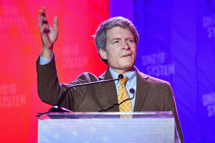 """Today's Republican voters are just not receptive to my views on a lot of issues,"" Richard Painter said."