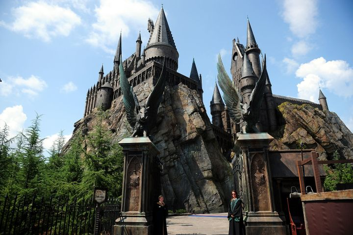 The Wizarding World of Harry Potter opened at Universal Orlando on June 17, 2010.