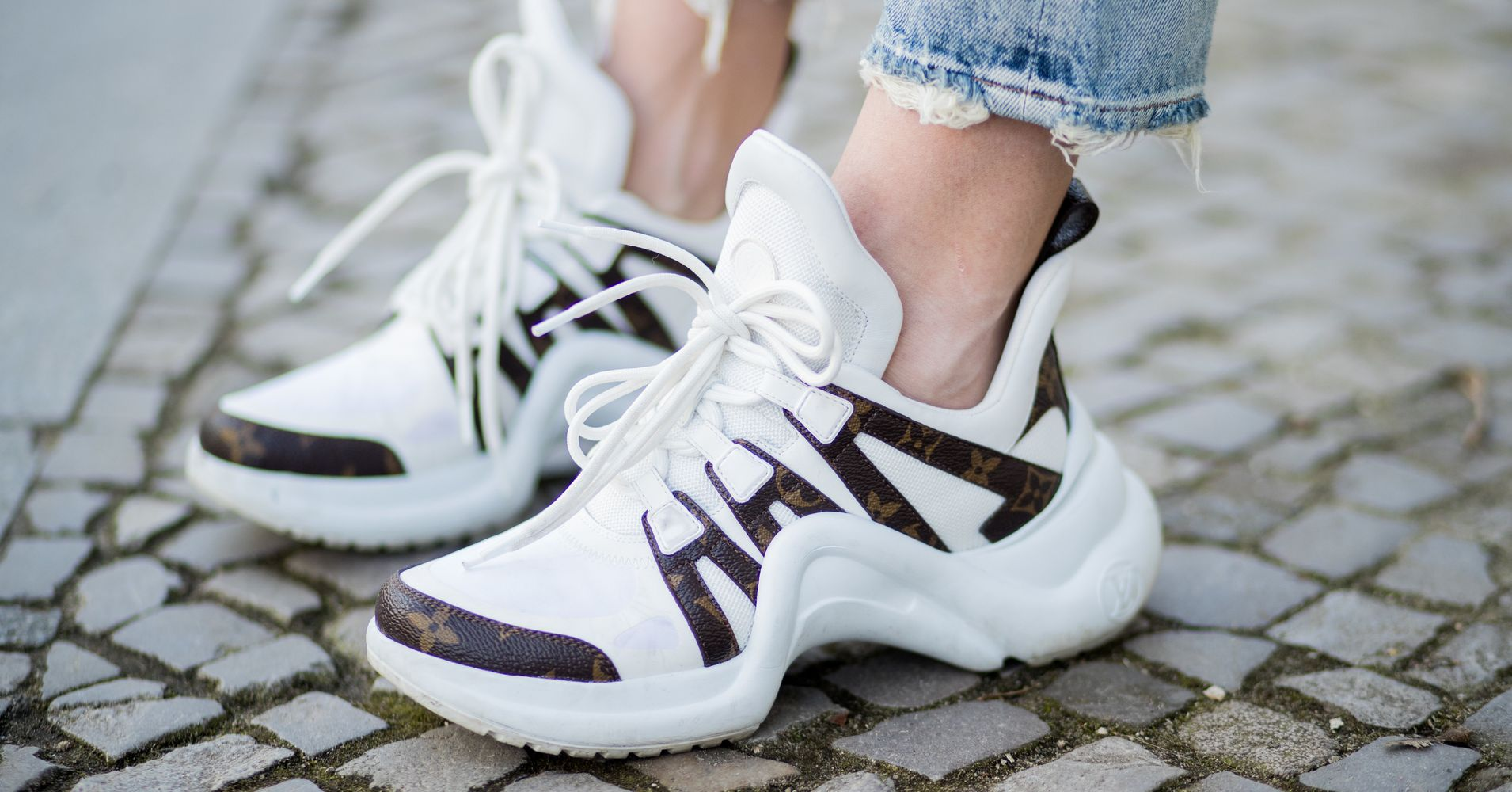 huge selection of 4da41 86dd8 The Ugly Sneakers Everyone Is Wearing This Summer   HuffPost Life