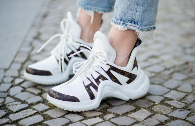 3f04b40ef31 The Ugly Sneakers Trend That s Taken Many By Storm