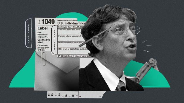 Bill Gates Robot Tax