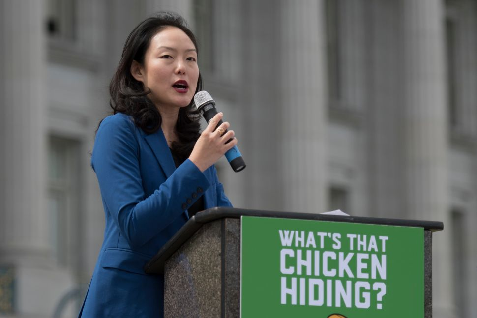 San Francisco Supervisor Jane Kim has proposed taxing robots and using the funds to help stem inequality.