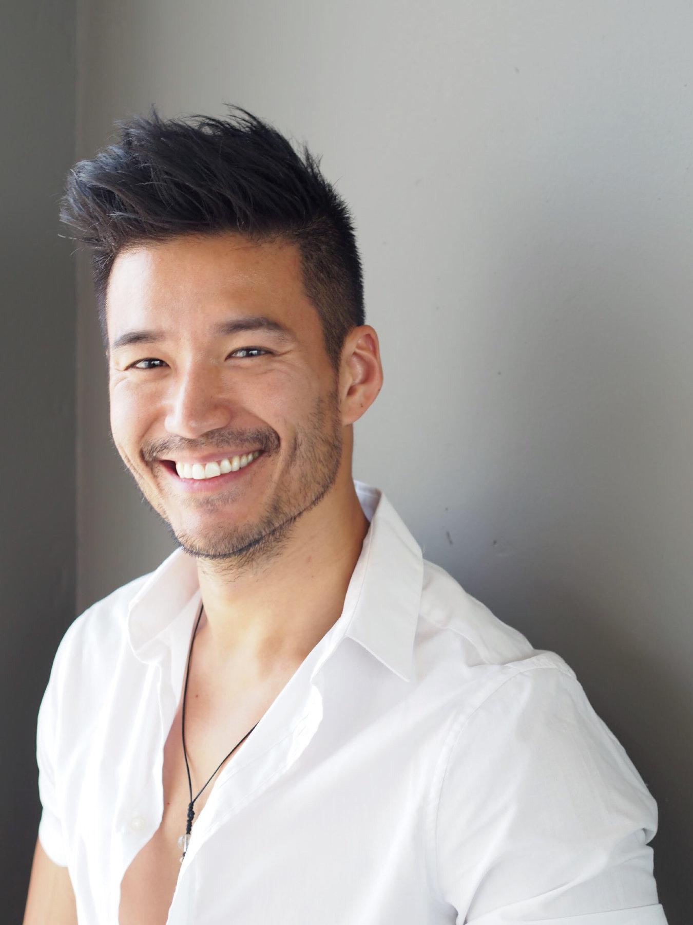 Asian guy in impact