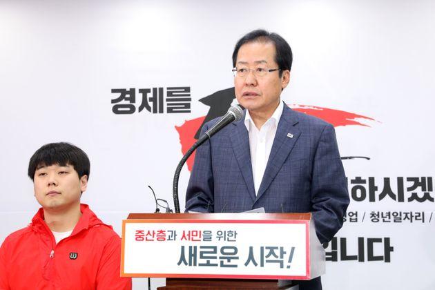 자유한국당 지방선거 후보들이 '홍준표 패싱' 나선