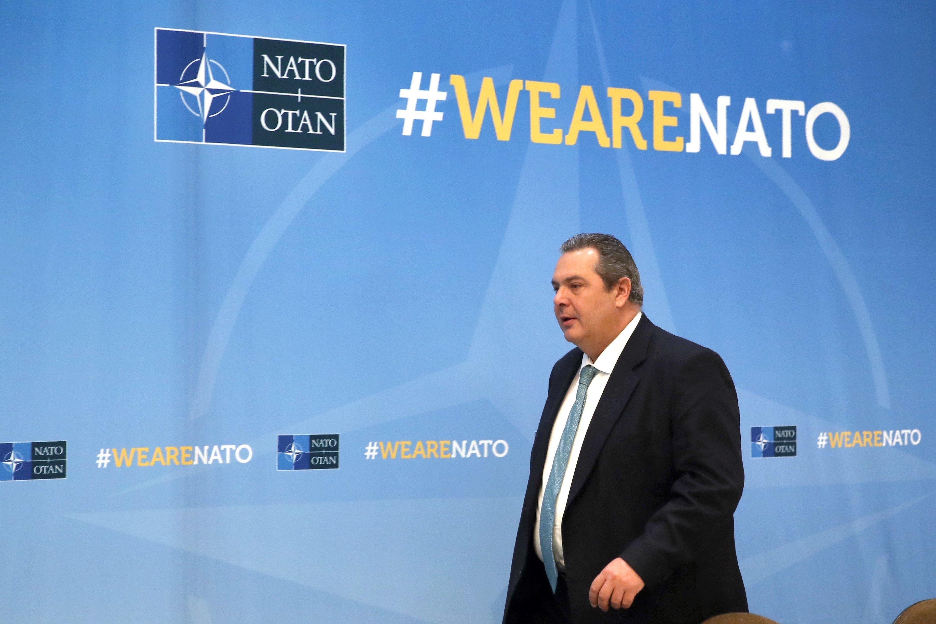 «Στις περιοχές που δέχονται άμεση απειλή» οι δυνάμεις του Ελληνικού Στρατού, λέει ο