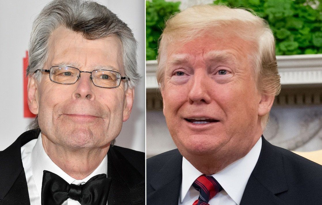 Stephen King Has Suggestions For Dealing With Trump Supporters