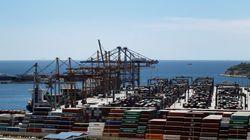 Στη λίστα με τα κορυφαία εμπορικά λιμάνια της Ευρώπης, το λιμάνι του