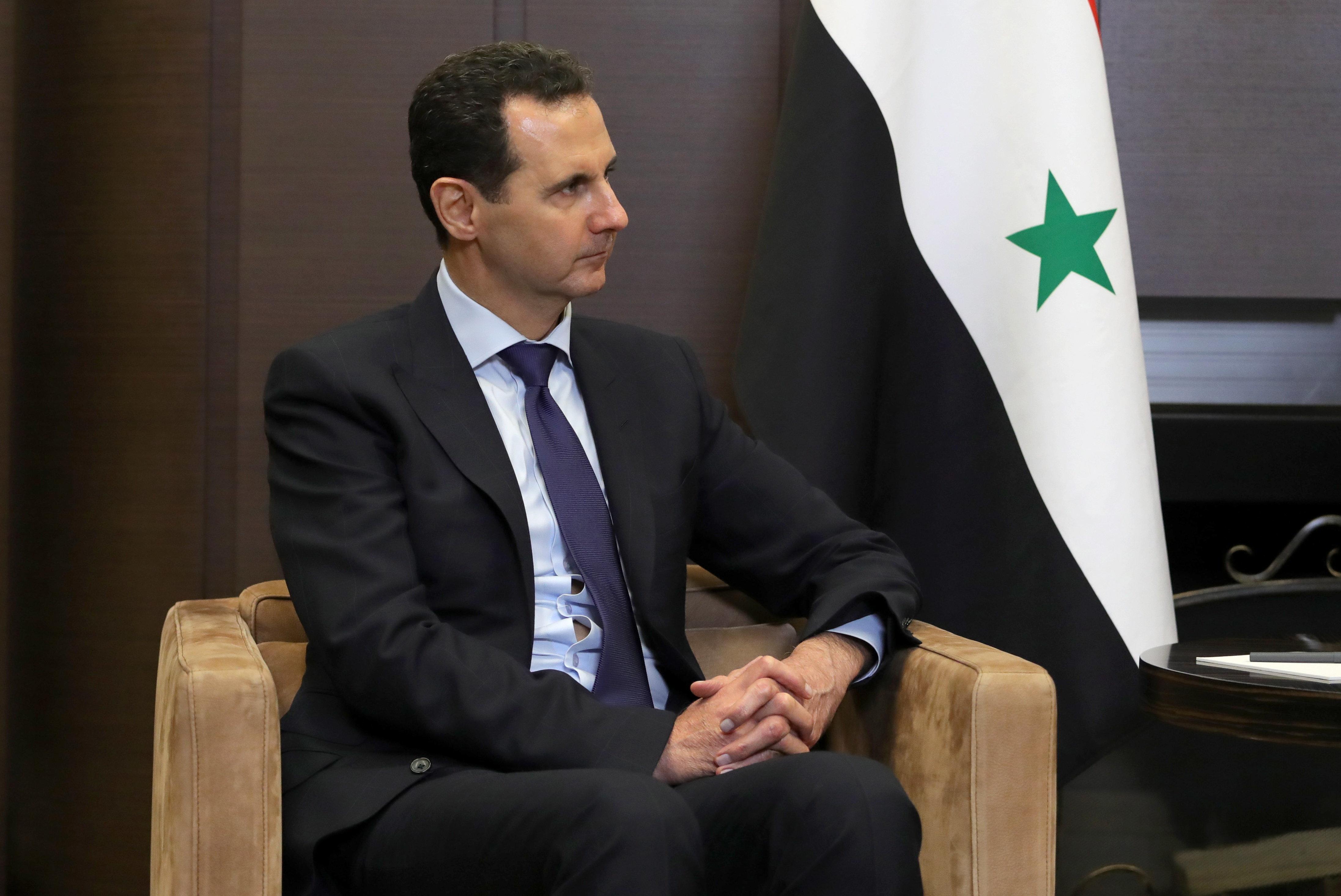 Άσαντ: Ο πόλεμος στη Συρία δεν είναι εμφύλιος, αλλά μια μάχη κατά των