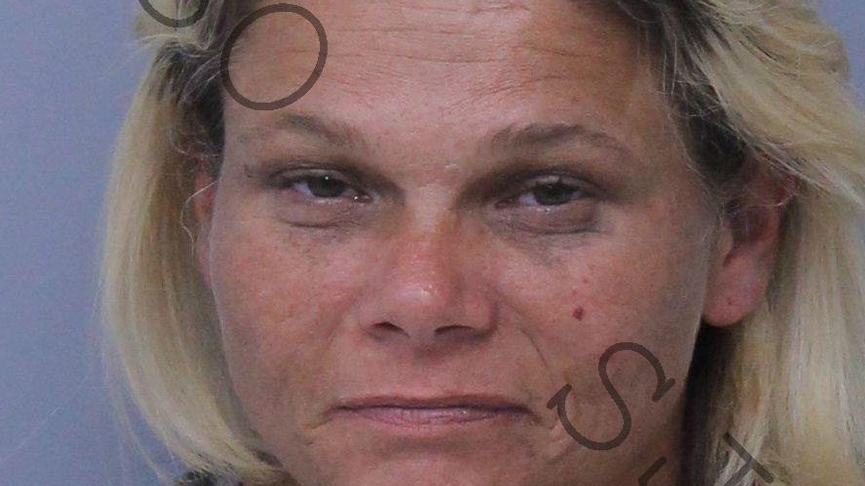Florida Woman Named Crystal Methvin Arrested For