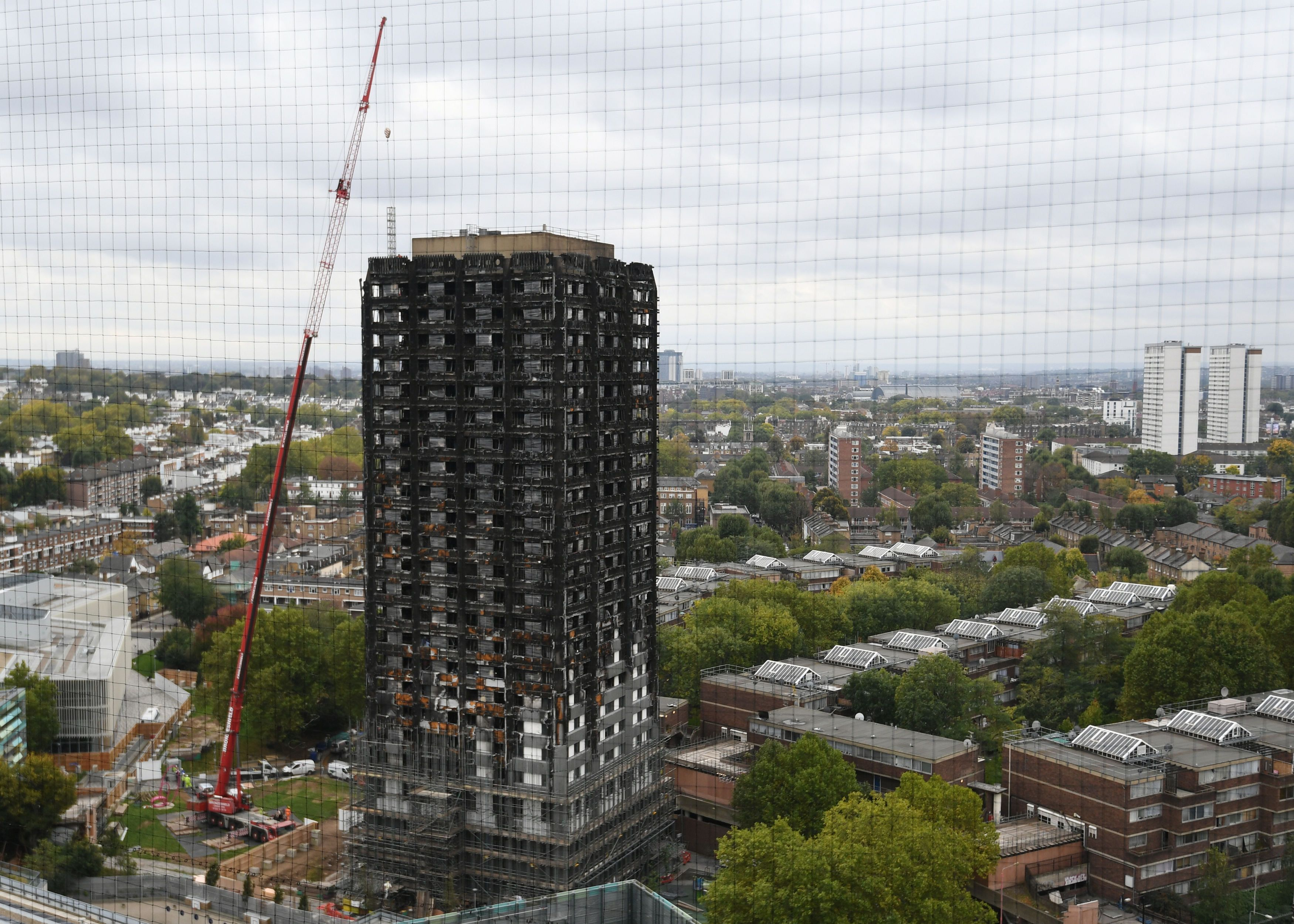 4,000 Fire Doors To Be Removed In Grenfell Borough - But It's Not Even The 'Tip Of The Iceberg'
