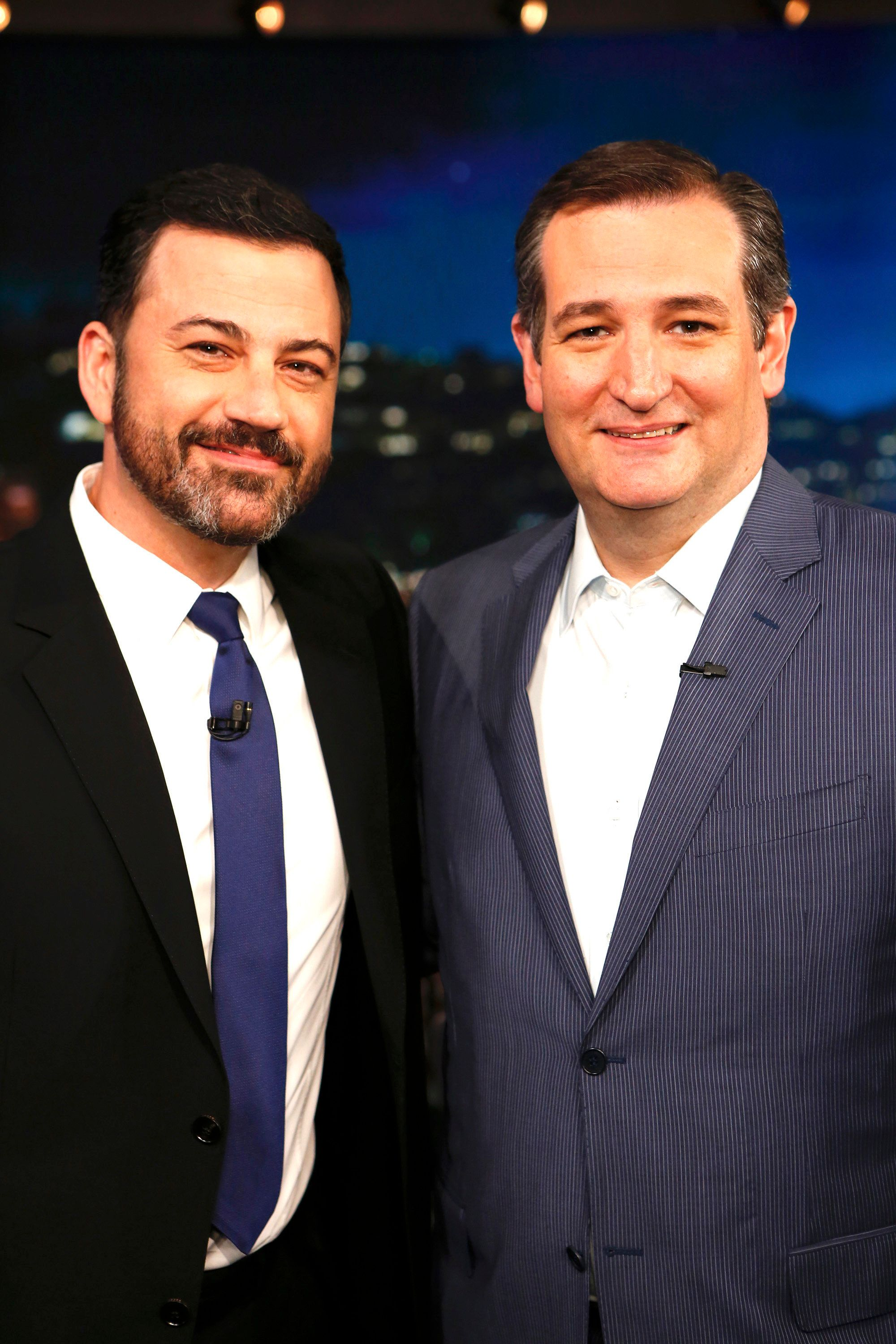 Jimmy Kimmel Ted Cruz