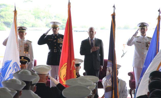 미 태평양사령부가 인도-태평양사령부로 간판을 바꾼 전략적