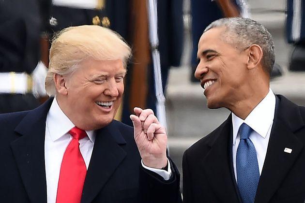 트럼프가 북핵에 '집착'하는 이유는 어쩌면 오바마 때문일 수
