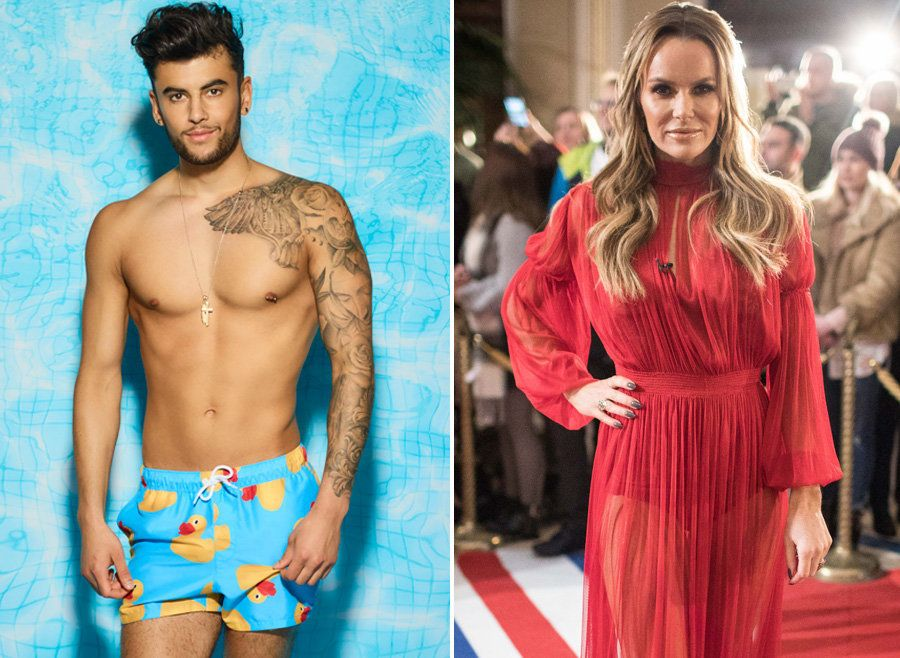 Love Island's Niall Aslam Has Got An Admission That Will Make Amanda Holden