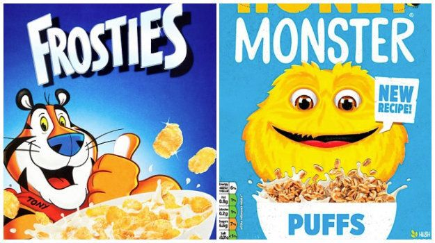 Is Banning Cartoon Characters On Unhealthy Food Really Going To Do