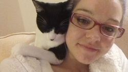 Student With Severe Mental Illness Credits Kitten For Helping Her 'See A
